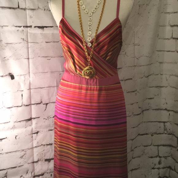 91226f0e22 Banana Republic Dresses | Fabulous Silk Us 6 Dress | Poshmark